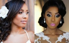 Wedding Hairstyles For Black Woman