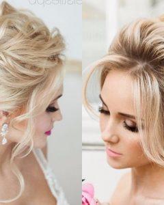 Wedding Hairstyles For Medium Length With Blonde Hair