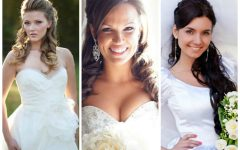 Wedding Hairstyles to Make Face Thinner