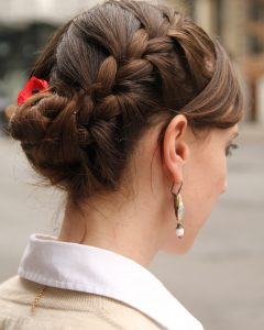 Intricate Braided Updo Hairstyles