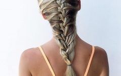 Mermaid Inception Braid Hairstyles