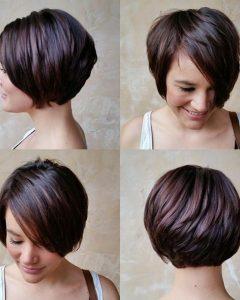 Line Pixie Haircuts