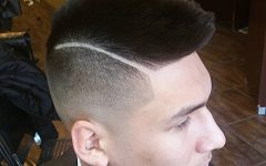 Spartan Warrior Faux Hawk Hairstyles