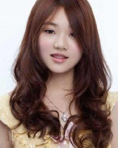 Korean Hairstyles For Round Face