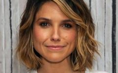 Sophia Bush Short Hairstyles