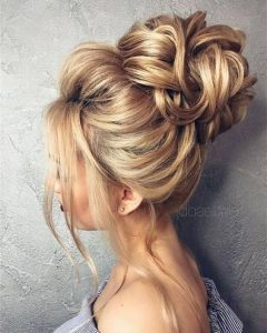 Long Hairstyles Updos