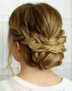Long Hairstyles Upstyles