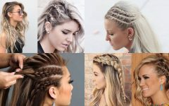 Braided Underside Hairstyles