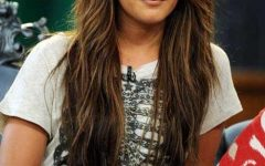 Dark Brown Long Hairstyles