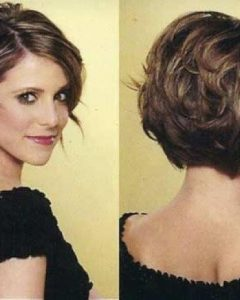Short Hairstyles For Thick Wavy Frizzy Hair