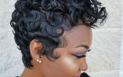 Short Haircuts for Ethnic Hair