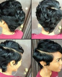 Soft Short Hairstyles For Black Women
