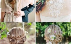Mermaid Inspired Hairstyles for Wedding