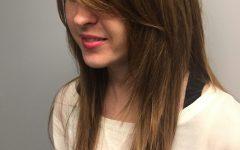 Layered Shag Hairstyles
