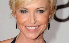 Short Haircuts Styles for Women Over 40
