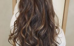 Subtle Balayage Highlights for Short Hairstyles