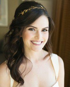 Wedding Hairstyles Down With Headband