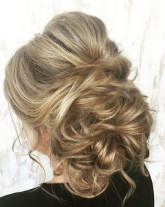 Loose Updo Hairstyles