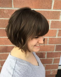 Smooth Bob Hairstyles for Thick Hair