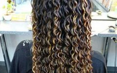 Long Hairstyles Permed Hair