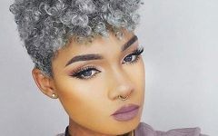 Short Short Haircuts For Black Women