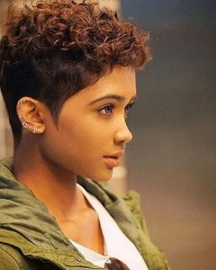 Black Woman Short Haircuts