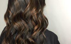 Short Brown Balayage Hairstyles