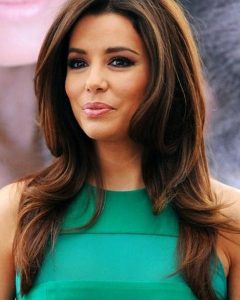 Long Hairstyles Eva Longoria