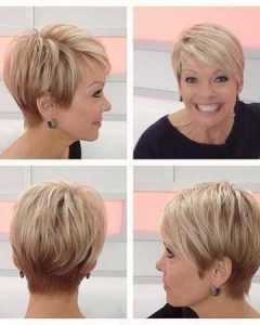 Short Bob Hairstyles For The Over 50s