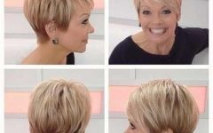 Short Hairstyles for Over 50s Women