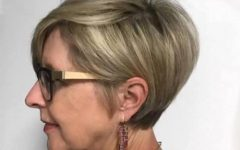 Short Hairstyles for Ladies Over 50