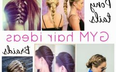 Sporty Updo Hairstyles for Short Hair