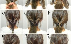 Easiest Updo Hairstyles