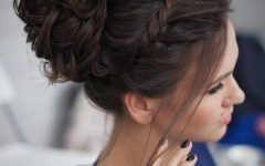 Messy Bun Updo Hairstyles