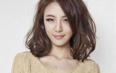 Korean Women Hairstyles For Medium Hair