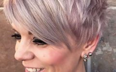 Youthful Pixie Haircuts