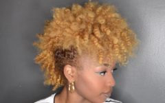 Quick and Easy Mohawk Hairstyles
