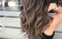 Short Hairstyles with Delicious Brown Coloring