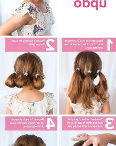 Cute Easy Updo Hairstyles