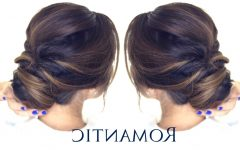 Updos Buns Hairstyles