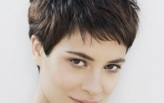 Very Short Haircuts for Women with Thick Hair