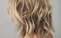 Shaggy Hairstyles for Medium Hair