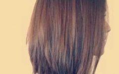 Long Tapered Bob Haircuts