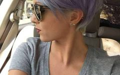 Sexy Pixie Hairstyles with Rocker Texture