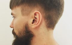 Tapered Bowl Cut Hairstyles