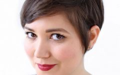 Neat Pixie Haircuts for Gamine Girls