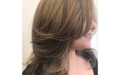 Medium Haircuts Layered Styles