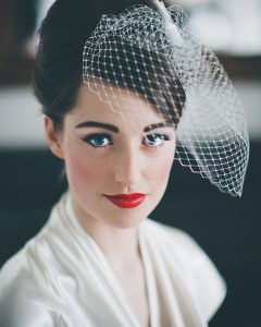 Retro Wedding Hairstyles