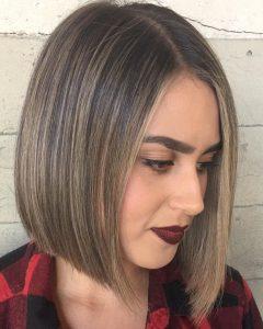 Trendy and Sleek Bob Haircuts