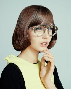 Short Hairstyle For Teenage Girls
